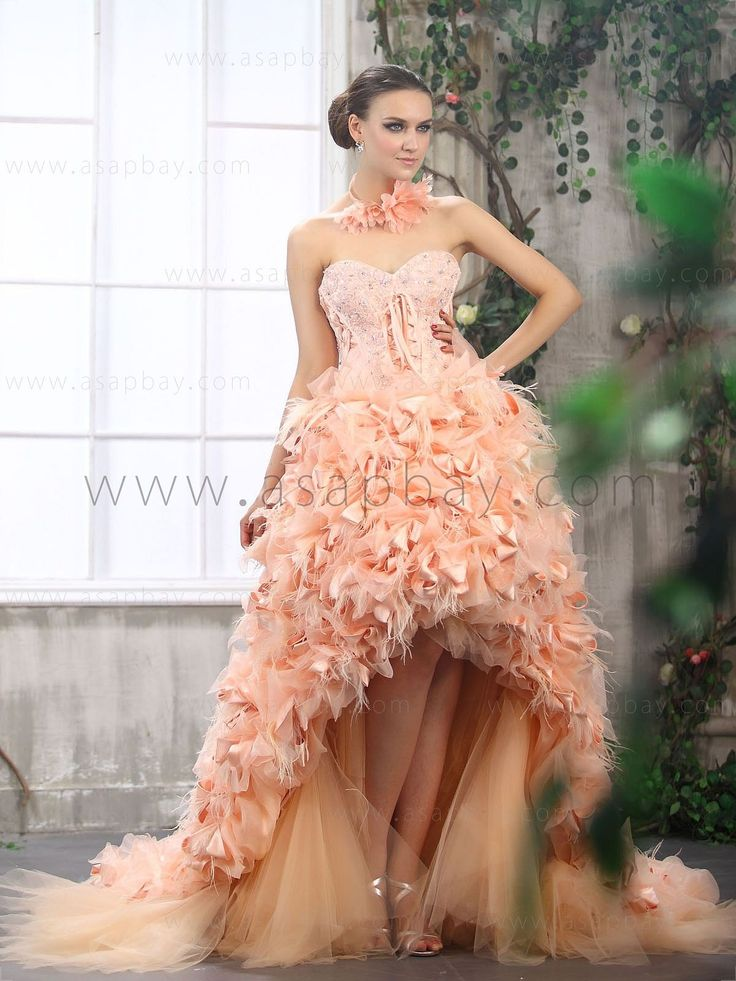 117 best roundup post colorful wedding dresses images on pinterest