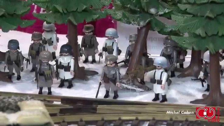 Playmobil - La bataille des Ardennes 1944-1945 - Bastogne (Part  Two)