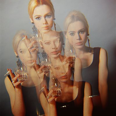 Edie Sedgwick.  Photo by Jerry Schatzberg, 1966.