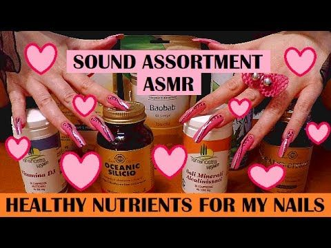 ASMR - SOUND ASSORTMENT (TAPPING, SCRATCHING, PLASTIC, GLASS, CARDBOARD)