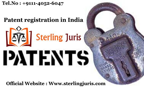 Looking for a Patent Attorney in India! If yes, Sterling Juris is glad to offer its services of patent registration in India. Our patent attorneys are specialized in patent law helping clients in any complex matter of patent law regarding drafting and filing of patent application, trademark filing, prosecution of trademark applications.   Contact No : 9111-4052-6047
