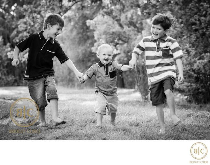 Bridget Corke Photography - Brothers Captured in Delta Park: