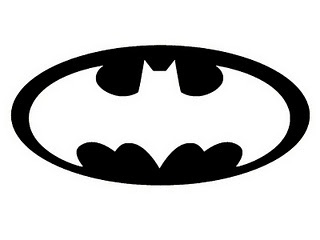 Batman, Superman & The flash printable sign templates  make stencils for signs, furniture whatever our 'project weekends'