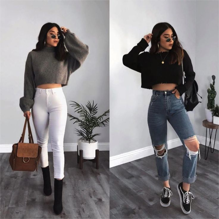 Left or Right??? credit Rubilove #americanstyle #ootd #style 😍 #grungeoutfits…