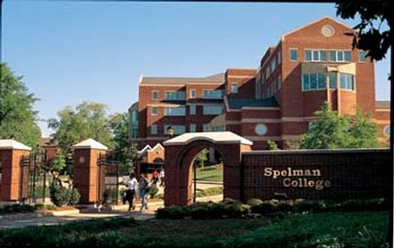 "Spelman is an all girl's historically black college that is located in Atlanta, GA. It was founded in 1881. Starting off as a Baptist Female Seminary, it is now known as the oldest black college for females in America.   ""Spelman College."" U.S News and World Report. U.S News and World Report, n.d. Web. 28 Feb. 2013. ."