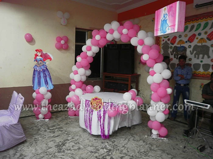 Birthday Party Planner in Chandigarh, Mohali, Panchkula for Balloon ...