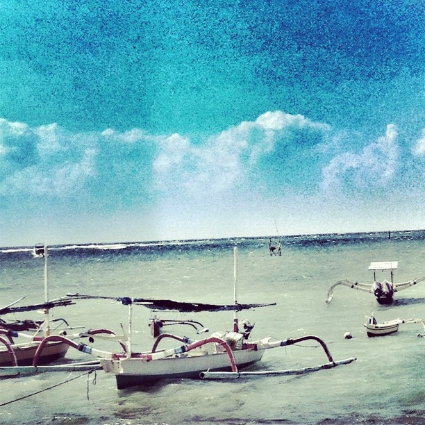 Semawang Beach -   Sanur - BALI