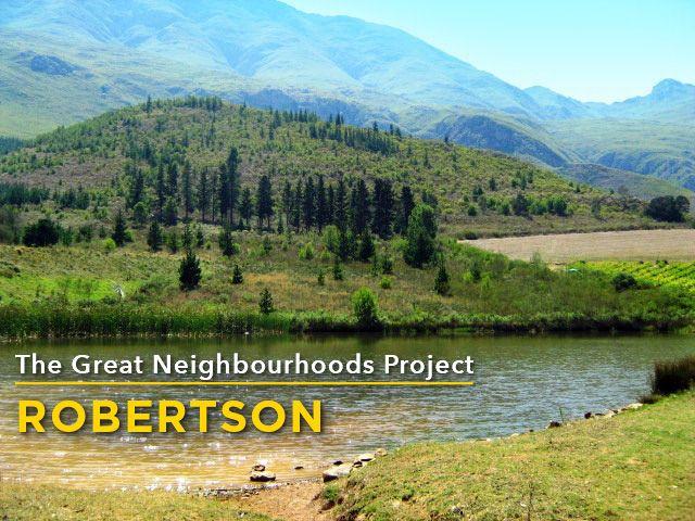 We love its magnificent surroundings and beautiful dams (http://www.rawson.co.za/neighbourhoods)