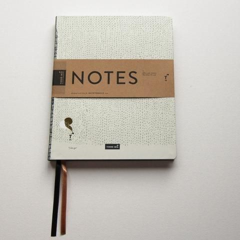 Notebook A5 Luxe Tinne+Mia - 2016