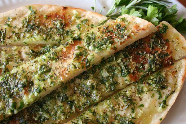 Herb Pizza sticks