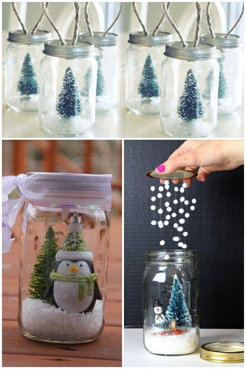 Befőttes üveg, az idei karácsonyi dekoráció sztárja!   Családinet.hu