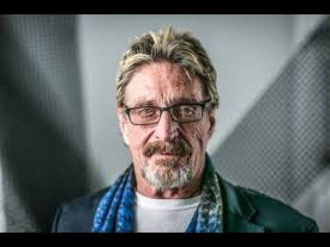 John McAfee Claims Bitcoin Will be Worth $500,000 in Three Years