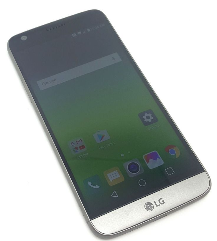 US Cellular LG G5 Titan 32GB US992 Clean ESN Smartphone Android Phone #6609 #LG #Smartphone