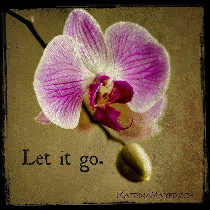 Let it go......