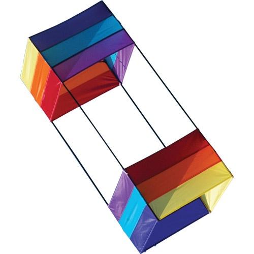 tradional box kite