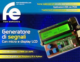 Fare Elettronica n.240 di Ottobre è online!