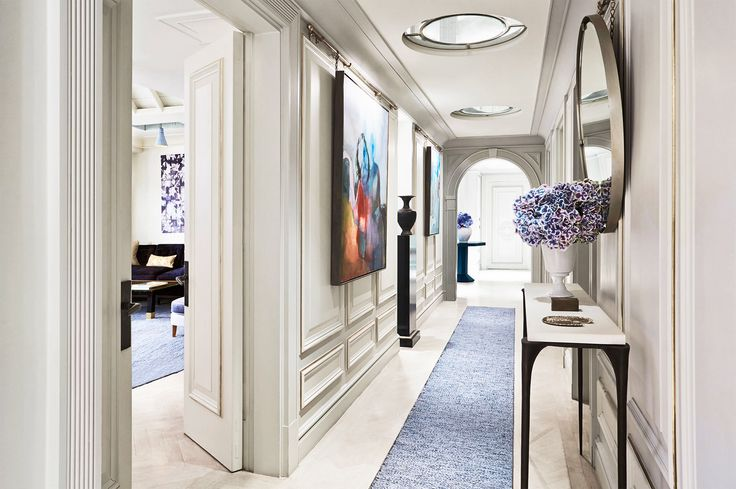 David Collins design for the Apartment Connaught Hotel, London