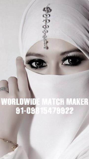 HIGH STATUS MUSLIM MUSLIM MATRIMONIAL SERVICS 09815479922 INDIA & ABROAD