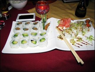 Sushi- Ottawa Foodies