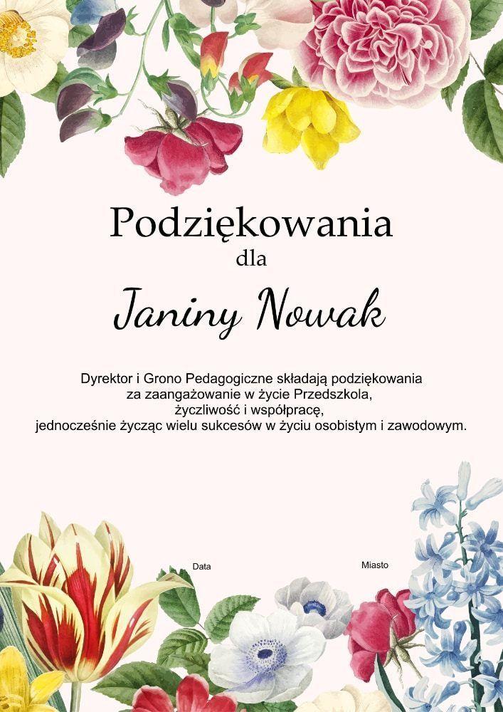 Generator Podziekowan Dla Rodzicow Na Zakonczenie Roku Christmas Scenery Print Scenery