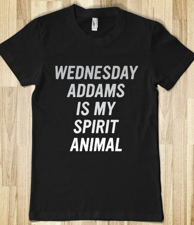 Pinterest: @MagicAndCats ☾ Wednesday is my spirit animal #addamsfamily #wednesdayaddams #goth