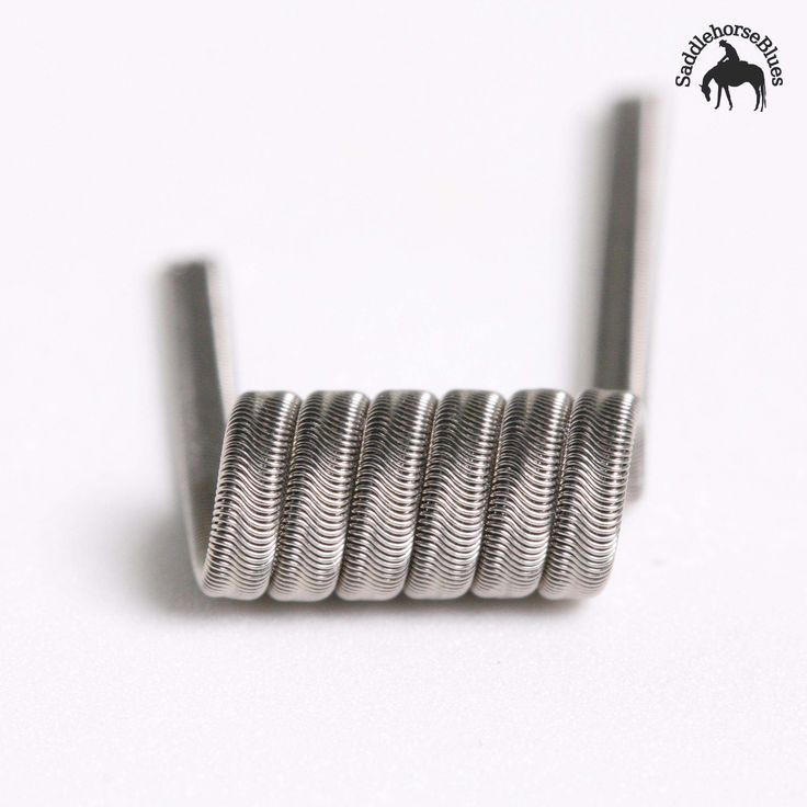 A concept originating with blueeyedgoon83, these coils have long been a favourite among flavour chasers and coil enthusiasts alike. The intricate design of the Alien coil gives it unique wicking properties making it the most sought-after coil even with the introduction of new coil designs.