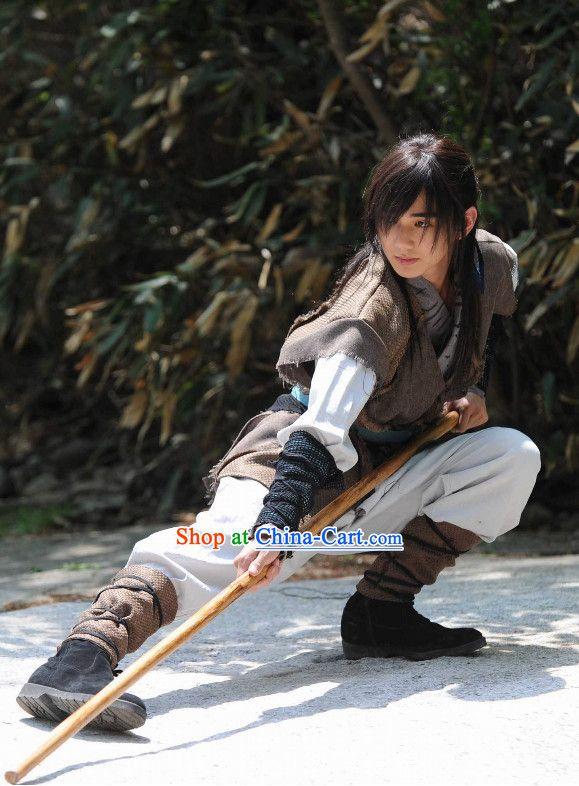Ancient Korean Warriors Costumes for Men