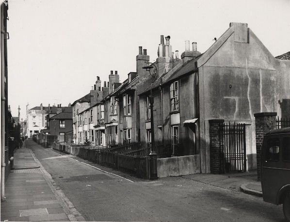 1957 ivory place Brighton where my Mother lived