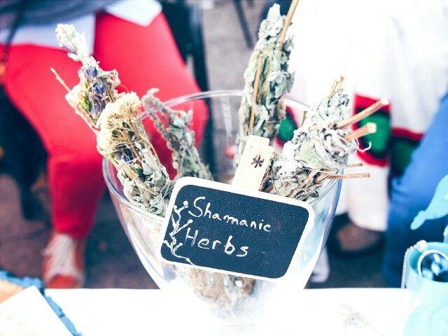 Shamanic herbs