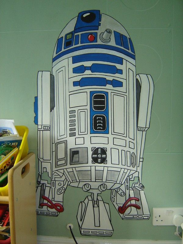 R2D2 (Private Commission)