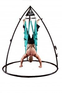 aerial yoga swing and stand 56 best all things yoga swings images on pinterest   chair swing      rh   pinterest