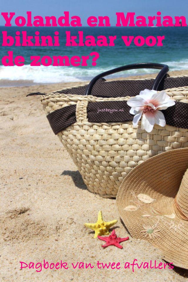 Yolanda en Marian bikini klaar voor de zomer? Doe je mee?