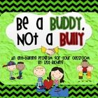 This anti-bullying curriculum is full of posters and activities to help raise the awareness of the effects of bullying. It includes activities to d...