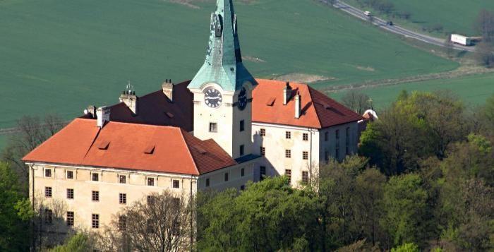 Oltář na zámku Zelená Hora umožní návrat Zelenohorské madony >>> https://plzen.cz/tag/nepomuk/