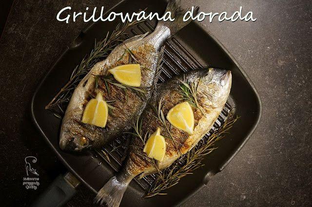 Kulinarne przygody Gatity: Grillowana dorada