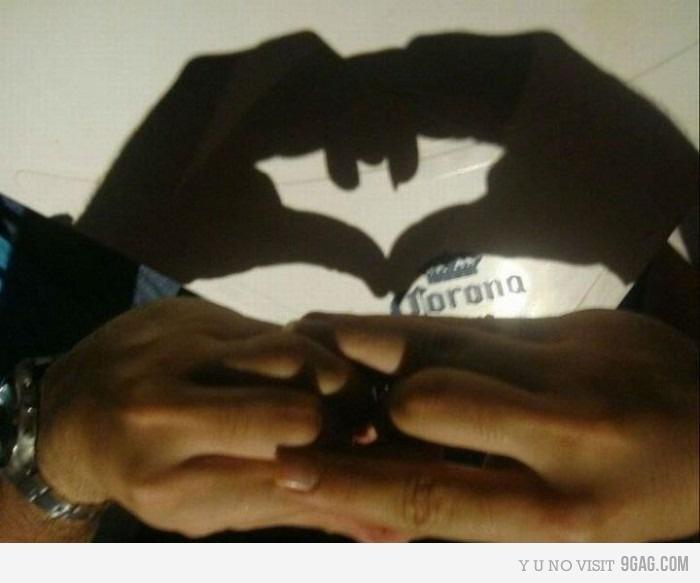batman signal shadow: Geek, Puppets, Bats Signals, Hands Shadows, Awesome, Random, Funnies, Batman, Things