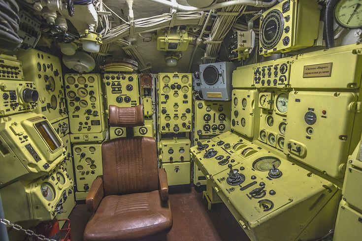 Rocketumblr   Tango-class Submarine B-396