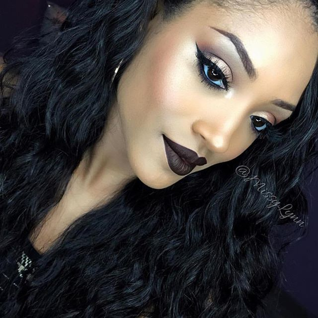 Loving this #vampylips by @missylynn_ !! Should i recreate it, what do you guys think!! Tag somebody that will like this look #makeupbella #makeupbellas #bellas #bella #beatfacehoney #potd #ootd #motd #missylynn #fallmakeup