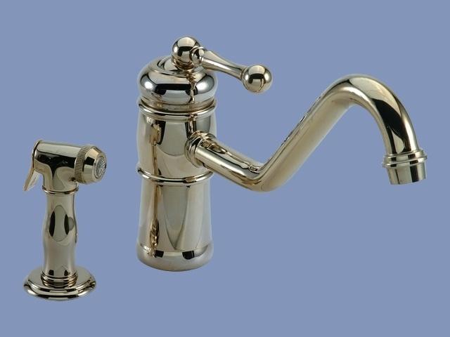 A   M Kitchen Faucet