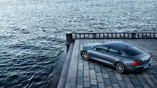 Volvo S90 2017 Chinês virá para a América – Aus AUTO