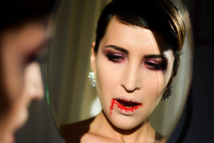 Vampire for Halloween