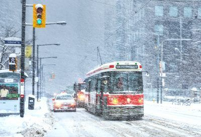 Its Not Over Yet: Toronto To Be Hit With 15 cm Of Snow Next Week