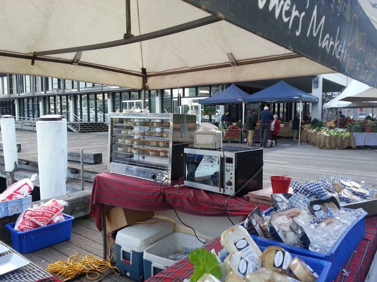 Pyrmont, NSW - SMH Growers Market