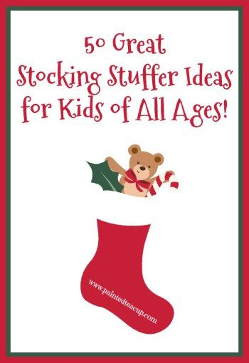 50 Great Stocking Stuffer Ideas For Kids Of All Ages