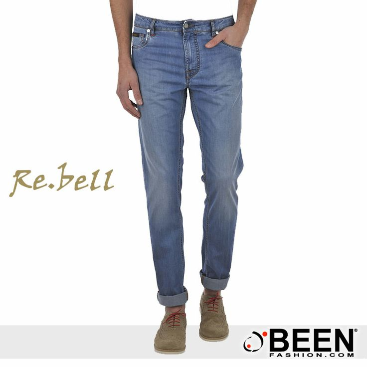 Vincere senza dover competere: Jeans Slim Fit #REBELL http://www.beenfashion.com/it/re-bell-jeans-slim-fit.html?utm_source=pinterest.com&utm_medium=post&utm_content=rebell-jeans-slim-fit&utm_campaign=post-prodotto
