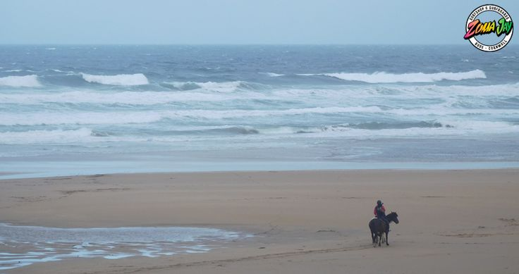 A huge amount of swell has hit us making for at least 4-5ft this morning and rising through the day! With very gusty south westerly onshores Definitely a day to be careful as it's simply big and messy. Wait for some shelter within town at high tide High Tide (am): 03:02 (5.9m) Low Tide (am): 09:28 High Tide (pm): 15:38 (5.8m) Low Tide (pm) 21:58 Summerleaze for sure - stick to lifeguarded hours! Check out our full report and 7 day forecast on our website…