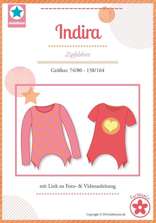 WILLEMIENTJE, Papierschnittmuster, farbenmix StarSchnittPattern - farbenmix Online-Shop - Schnittmuster, Anleitungen zum Nähen