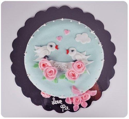 Birdy cake: Birdies Cakes, Eating Cakes