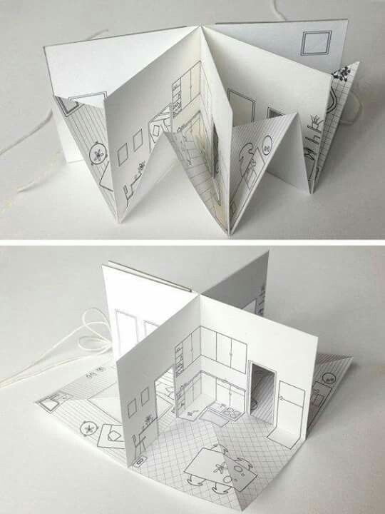 1486 best papier images on pinterest art for kids for Paper folding art projects