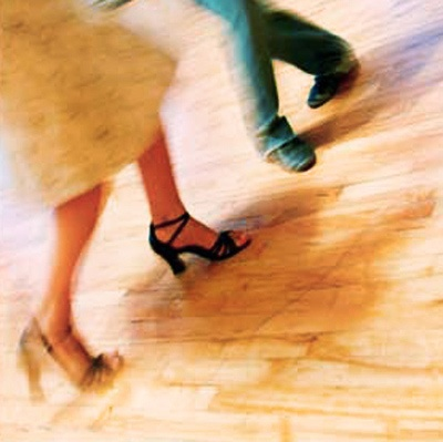 A woman rediscovering herself after deciding on a whim to take salsa lessons.